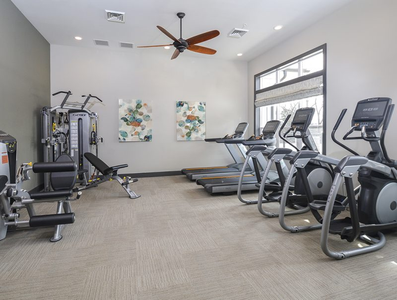 Fitness Center - ScullyFit Virtual Active Cardio Experience