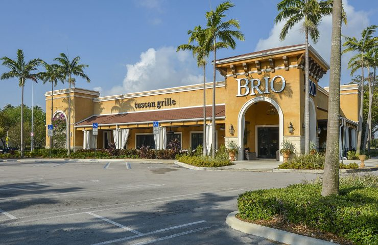 nearby Brio Tuscan Grille