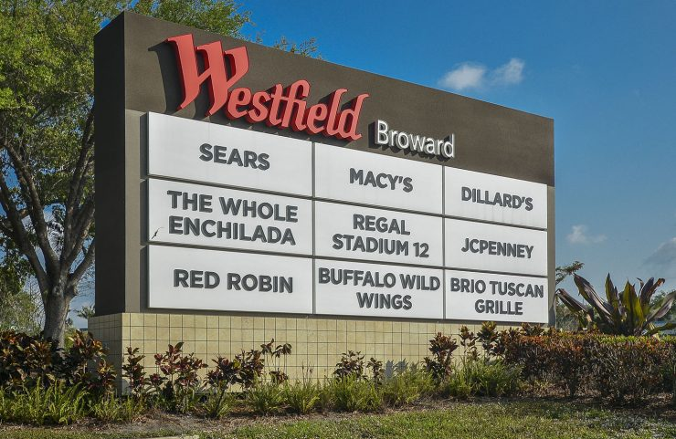 close to westfield broward mall