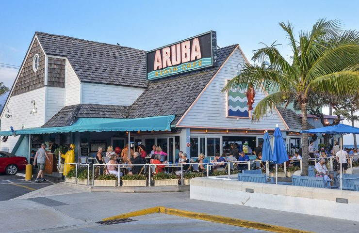 Nearby: Aruba Beach Cafe