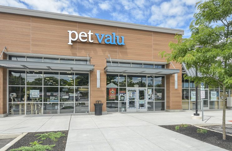 On-site: Pet Valu
