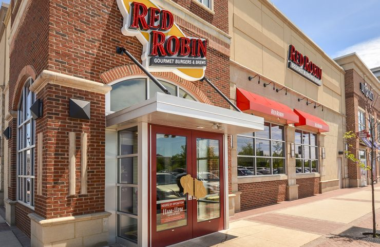Nearby: Red Robin