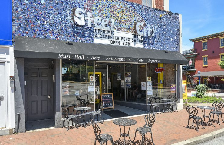 Nearby: Steel City Coffee House