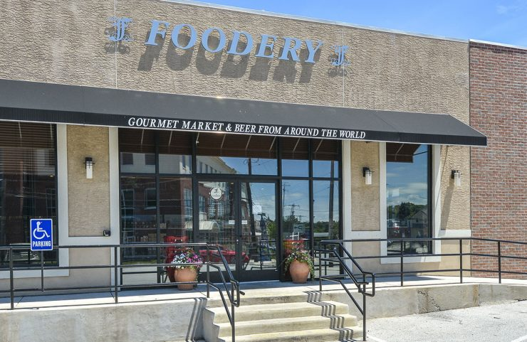 Nearby: Foodery Gourmet Market and Beer