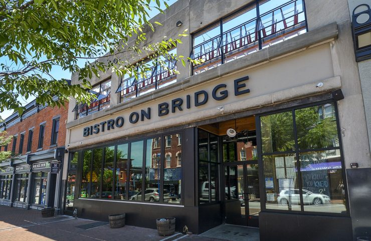 Nearby: Bistro on Bridge