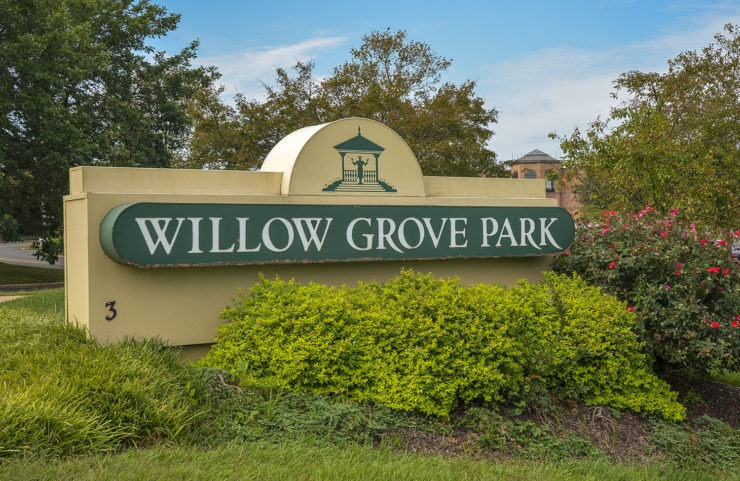 nearby: willow grove park mall
