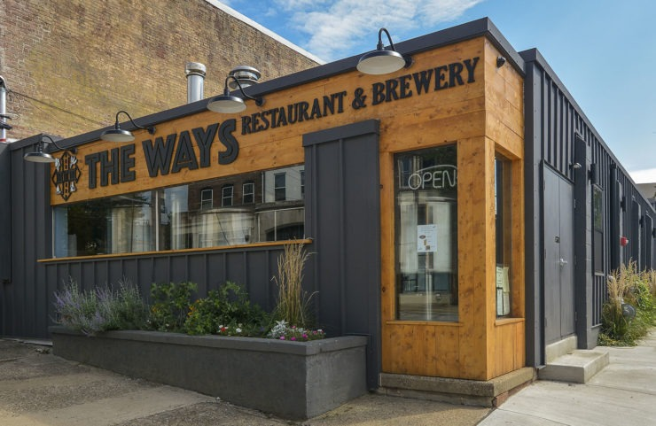 nearby: the ways restaurant and brewery