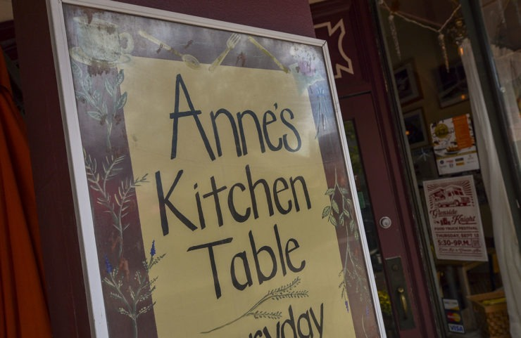 nearby: anne's kitchen table sandwich shop