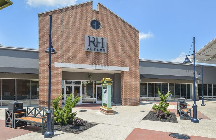 Nearby: RH Outlet