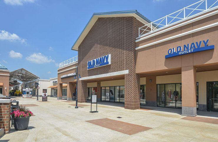 Nearby: Old Navy Outlet