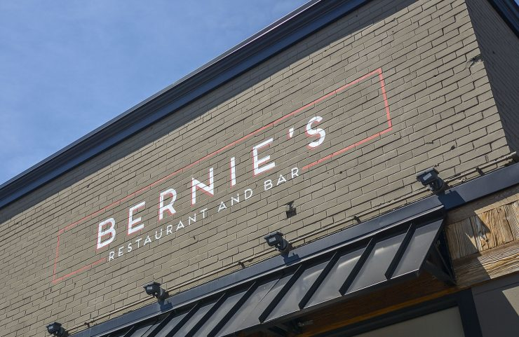 nearby Bernie's Restaurant and Bar