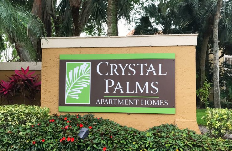Boca Raton Apartments - Crystal Palms
