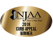 New Jersey Apartment Association Curb Appeal Winner