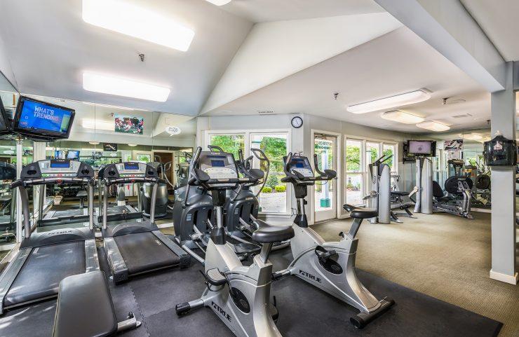 marlton apartment with gym