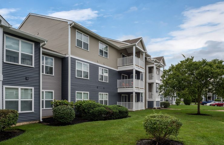 Renovated apartments in south jersey
