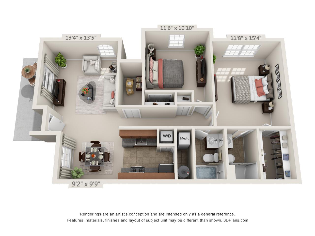 2 bedroom apartment in mays landing nj