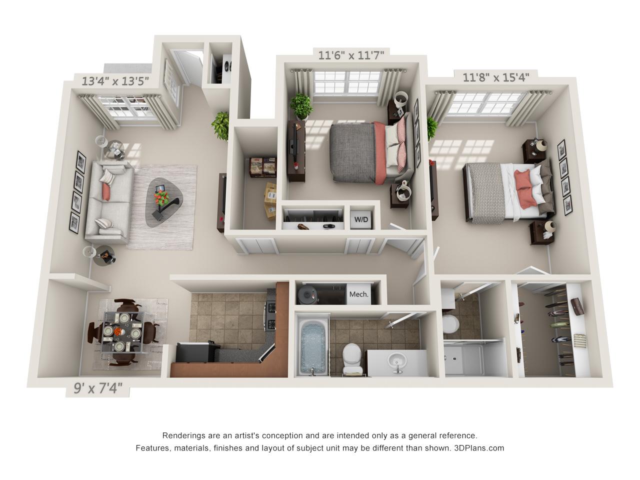 mays landing nj two bedroom apartment