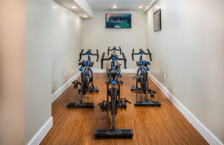 on demand fitness bikes
