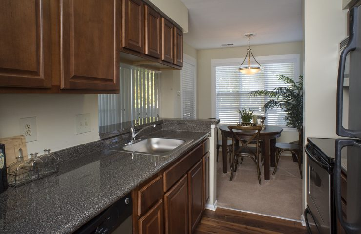 renovated kitchens with stainless steel fridge