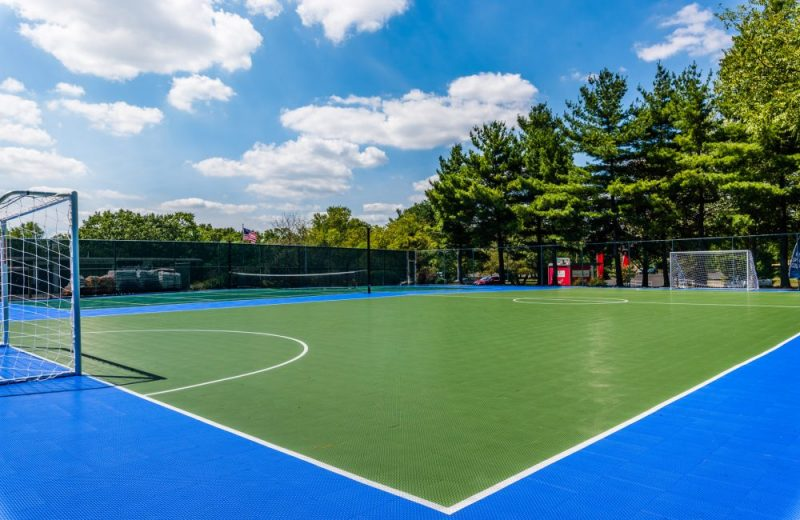 Sports Court - NEW!