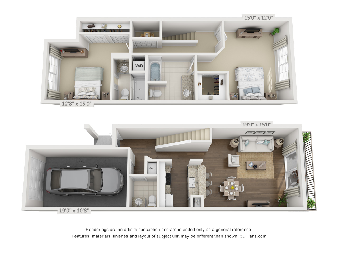 3 bedroom apartment in pembroke pines