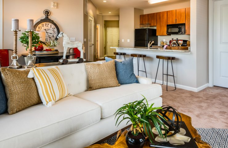 vast living room ideal for gatherings
