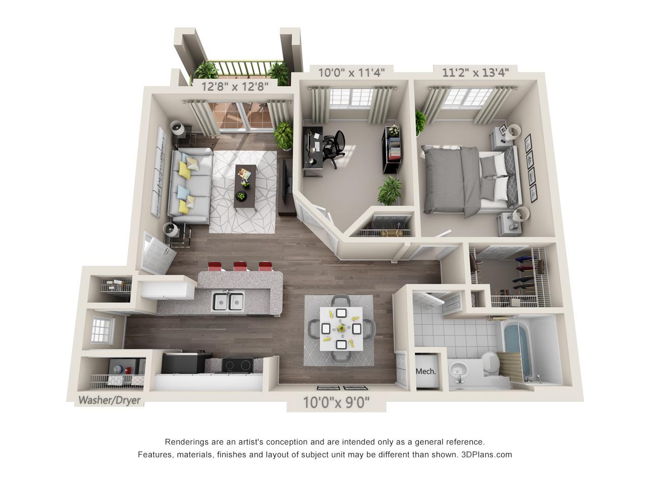 1 bedroom apartment pompano beach fl