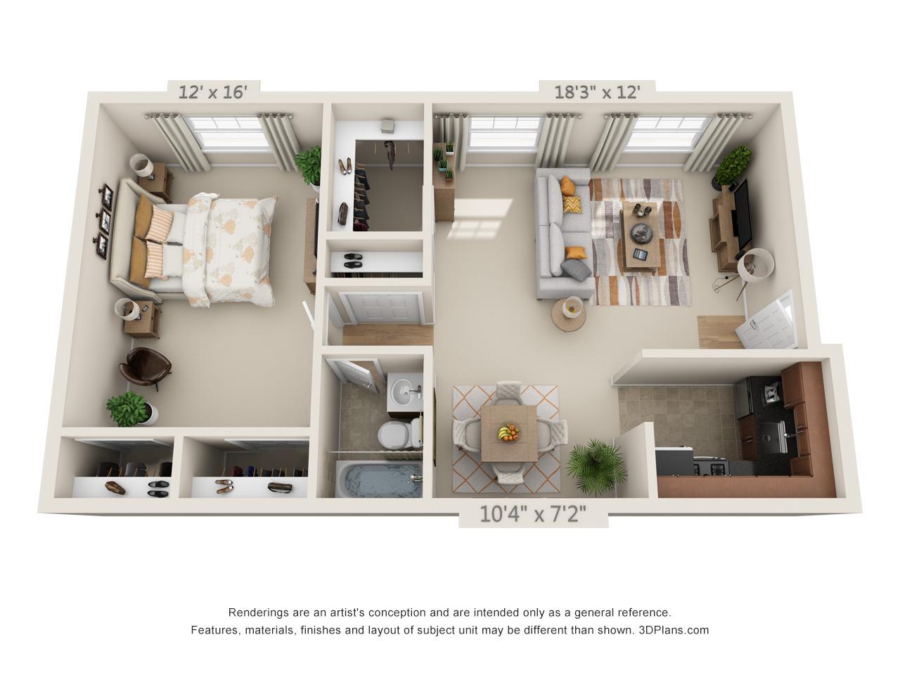 1 bedroom hatboro apartments