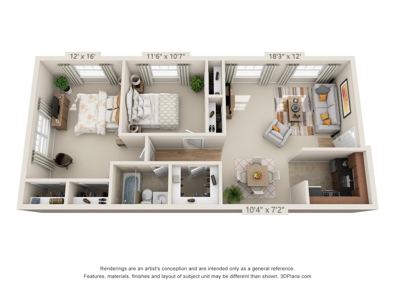 2 bedroom hatboro apartments