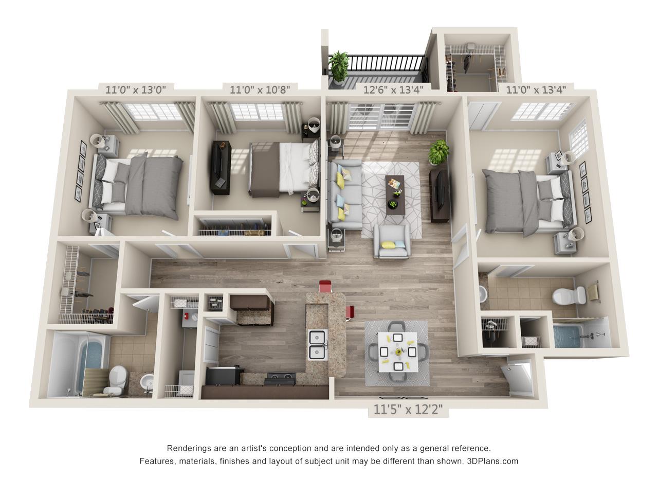 3 bedroom apartments in deerfield beach florida