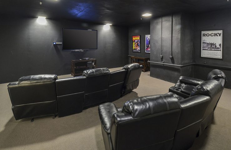 24 hour theater room