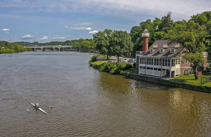Nearby: Schuylkill River