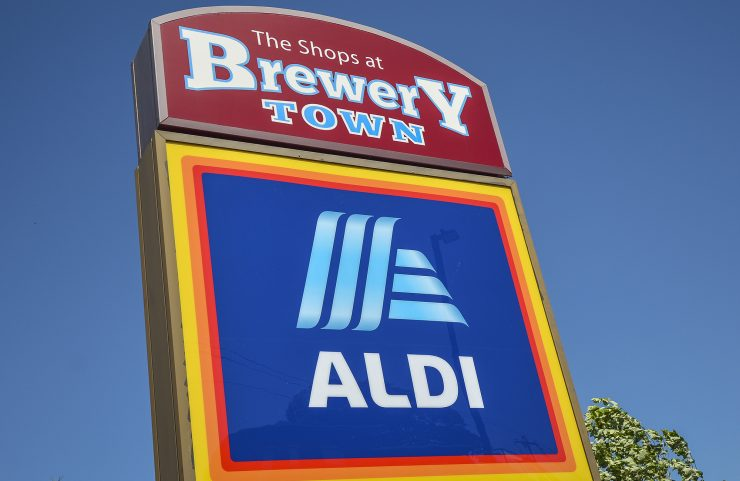 Nearby: The Shops at Brewerytown with an Aldi