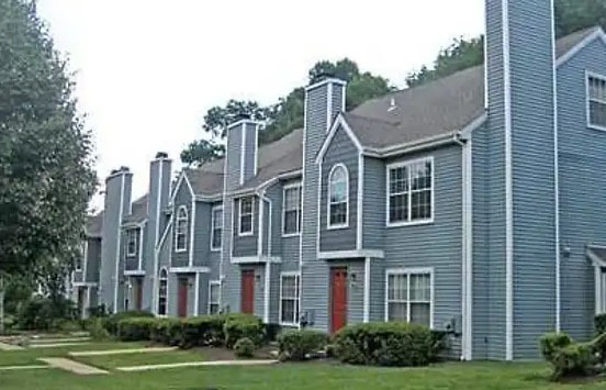 Hilltop Rental Townhomes in Pennsylvania