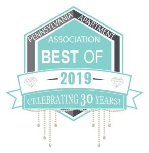 PAA East Best Of Apartment Living Awards 2019