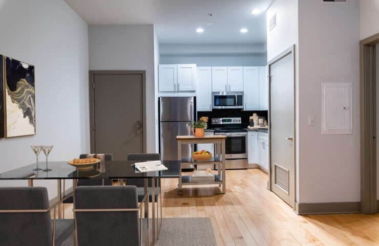 2 bedroom apartments