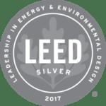 LEED Silver certified